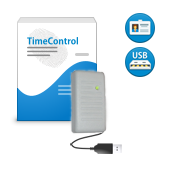 TimeControl Office Lite Card